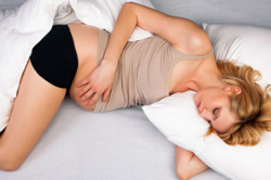 Простуда - причина першения в горле