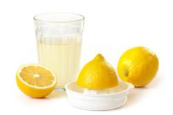 Лимонный сок для улучшение кровообращения в ногах