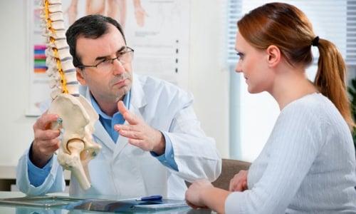 Виды компресссионной миелопатии