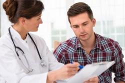 Обследование у врача при гиперлипидемии