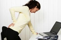 Охлаждение организма - результат боли в пояснице во время месячных