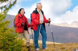 Польза прогулок для профилактики ларингита