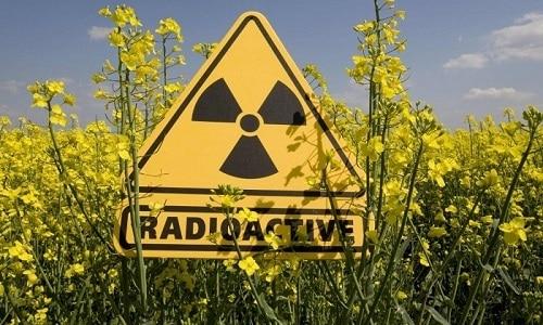 Спровоцировать развитие рака может с высоким постоянным радиационным фоном