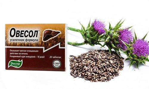 При выборе растительных лекарственных средств важно учитывать фармакологические свойства Овесола и Расторопши