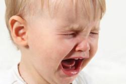 Капризы - симптом ротавирусной инфекции