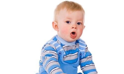 Проблема сухого кашля у ребенка