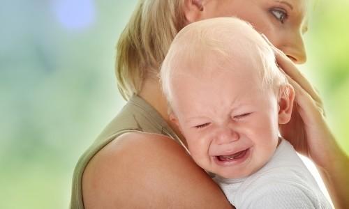 Проблема запора у новорожденного