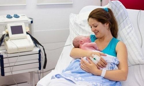 Токсический зоб представляет собой нарушение на аутоиммунном уровне, которое может развиться у новорожденного