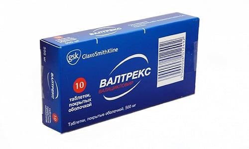 Валтрекс назначают для терапии герпесвирусных заболеваний, а также кератита и ЦМВ