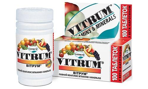 Принимать микроэлементы можно в комплексе либо по отдельности, они рекомендованы в период ремиссии и при обострении, один из рекомендованных препаратов - Витрум