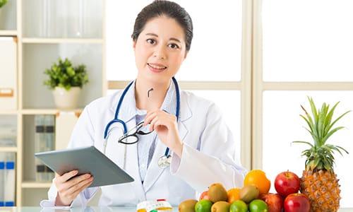 Диета при заболеваниях щитовидной железы является надежным методом лечения
