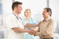 Консультация педиатра для выбора терапии
