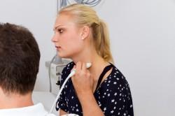 Исследование щитовидной железы перед проведением абляции эндометрия
