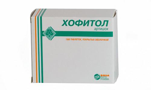 Хофитол назначают при следующих заболеваниях: недостаточное выделение желчи, холецистит, гепатит, цирроз печени, заболевания почек (хроническая недостаточность)
