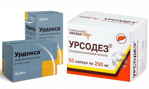 Урдокса и Урсодез - это лекарственные средства, предназначенные для лечения острых инфекционно-воспалительных болезней почек и печени