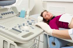 УЗИ органов малого таза перед проведением абляции эндометрия