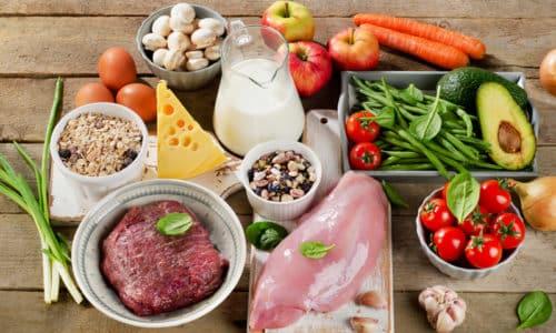 Правильное питание - один из важнейших факторов в лечении грыжи