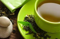 Польза зеленого чая при метеоризме